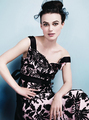 Photoshoot by Mario Testino [Vogue, 2012] - keira-knightley photo