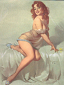 Pin Up Girl - pin-up-girls photo