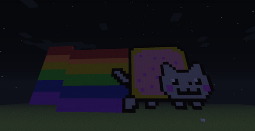Minecraft Pixel Art! wallpaper called Pixelart.