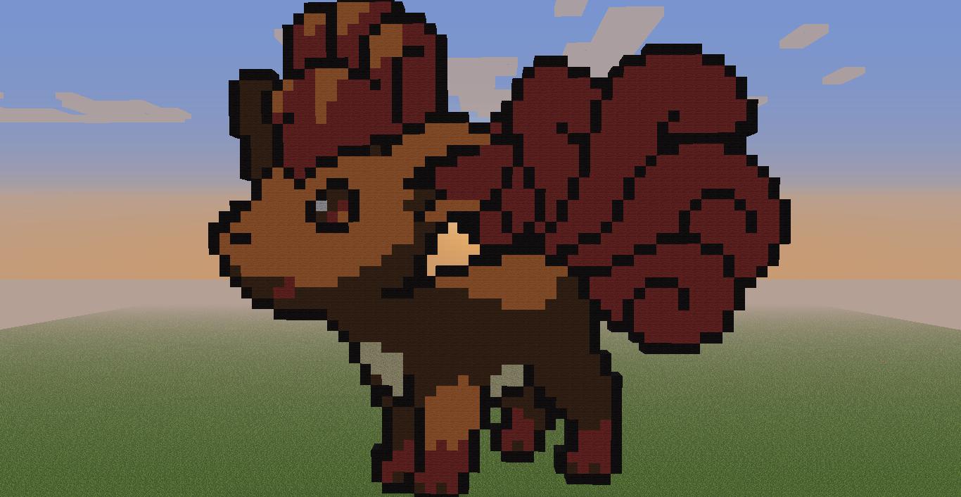 Pixelart  - Minecraft Pixel Art! Fan Art (32326332) - Fanpop