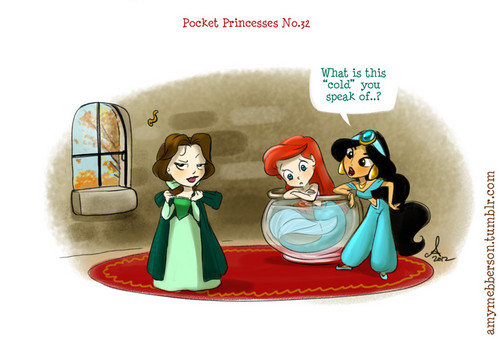 Pocket Princesses 32