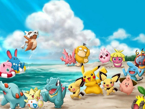 pokemon wallpaper entitled Pokemon
