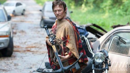 पोंचो, पोंको Daryl