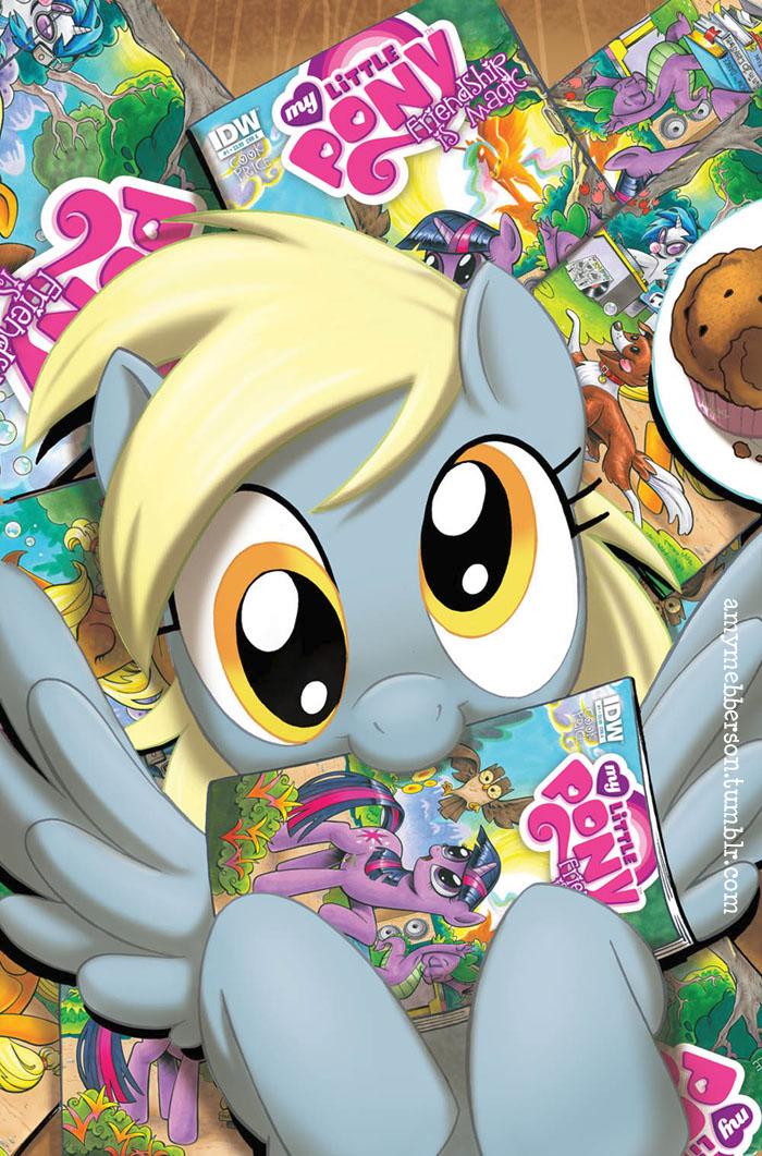 My Little Pony Comics MLP