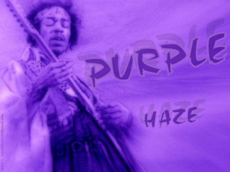 Purple Haze Jimi Hendrix Album Cover Jimi Hendrix Purple Haze