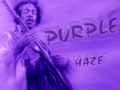 Purple Haze - music wallpaper