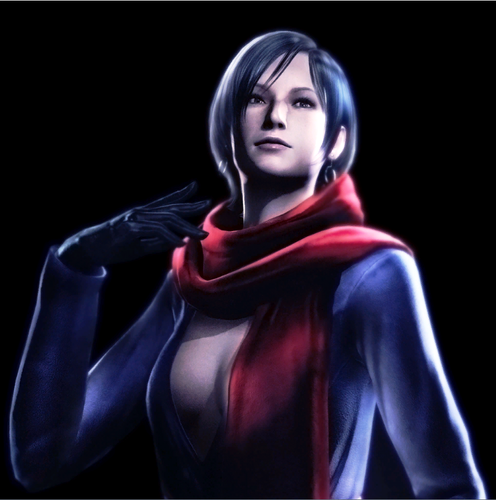 Resident Evil wallpaper probably with a cloak titled CARLA - RE6 mercenaries outfits