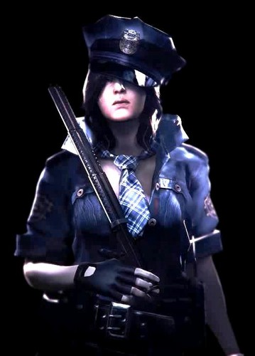 Helena - RE6 mercenaries outfits