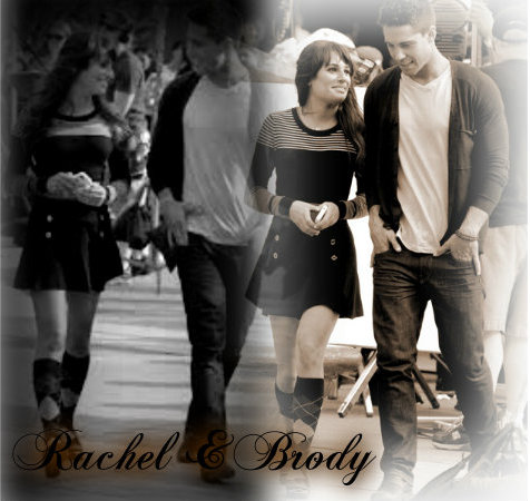 Rachel and Brody