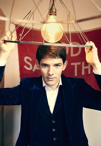 Merlin on BBC wallpaper called RadioTimes Photoshoot