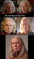 Zufällig Perfection: Gaius' Hair Through The Seasons
