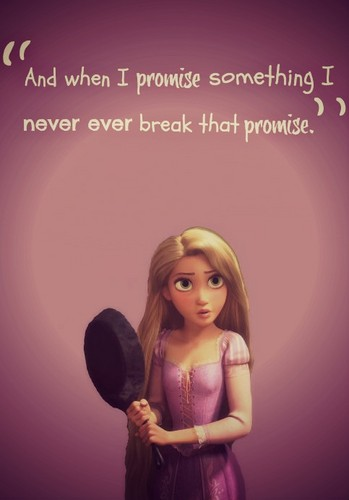 Rapunzel Quote