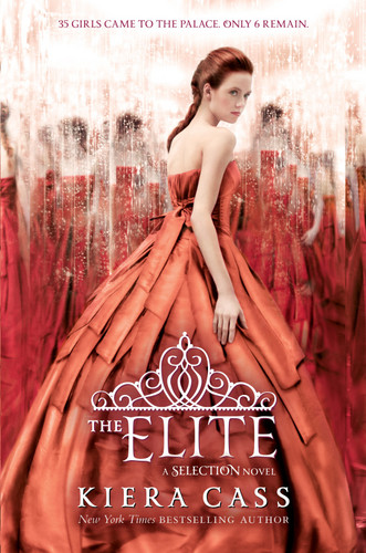 Real cover of the Elite