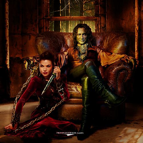 Regina and ゴールド