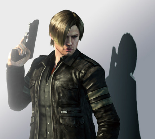 Leon Kennedy wallpaper called Resident Evil 6 Leon