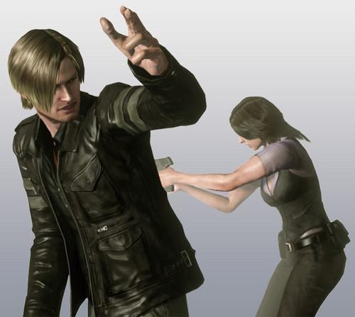 Resident Evil 6 Leon