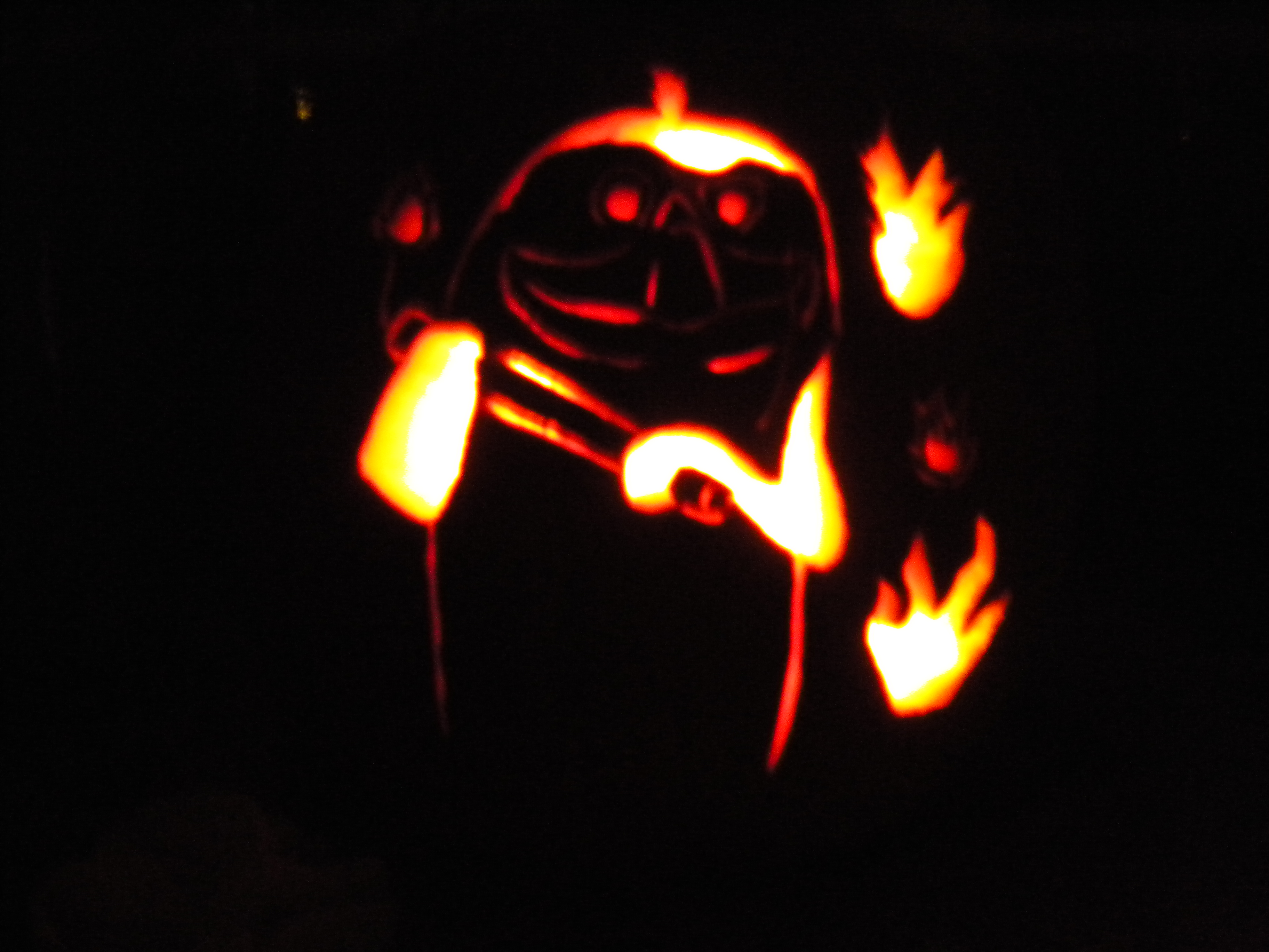 Penguin Pumpkin Carving Pumpkin Carving