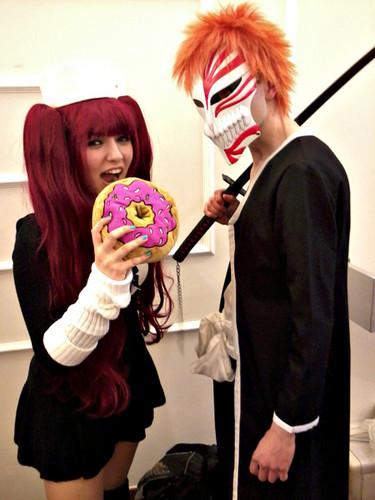 Riruka & Ichigo Cosplay