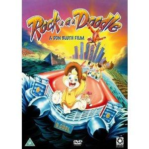 Rock-A Doodle CD