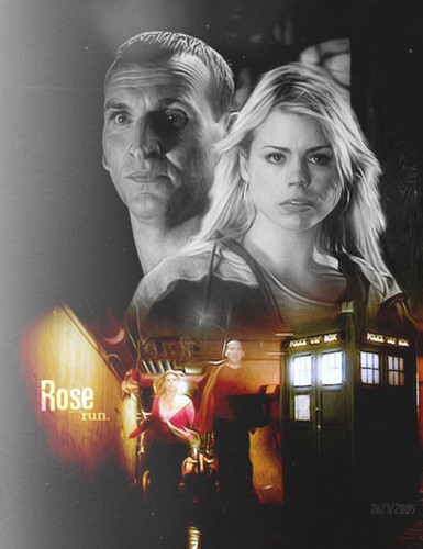 Rose and the Doctor