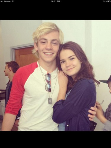 Ross & Maia Mitchell