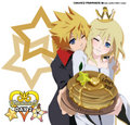 Roxas and Namine - kingdom-hearts fan art
