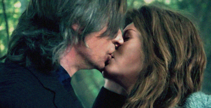 Rumbelle Season 2 キッス