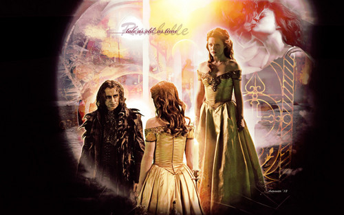 Once Upon A Time fond d'écran entitled Rumbelle