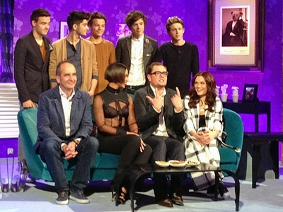 SEP 28TH - ON ALAN CARR CHATTY MAN ipakita