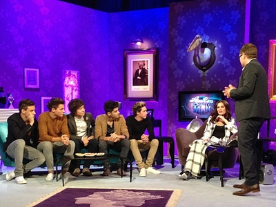 SEP 28TH - ON ALAN CARR CHATTY MAN mostra
