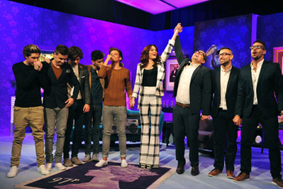 SEP 28TH - ON ALAN CARR CHATTY MAN SHOW