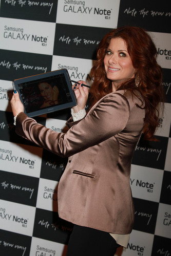 Samsung Galaxy Note 10.1 Launch Event in New York 2012