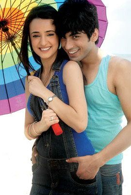 Sanaya with Mohit sehgal