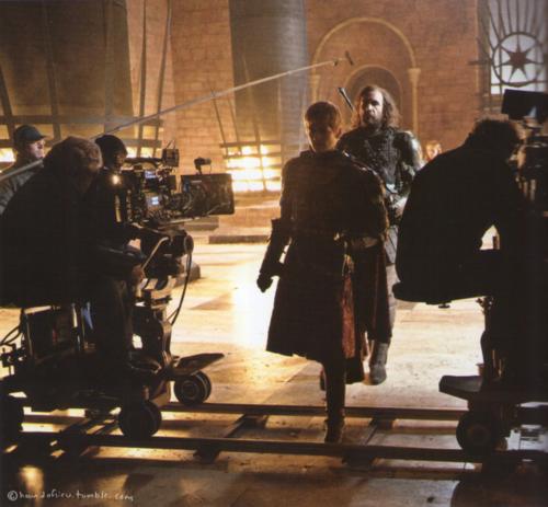 Sandor Clegane & Joffrey Baratheon- 防弹少年团 照片