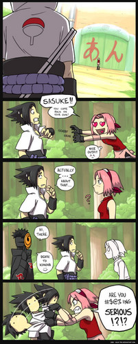 SasuSaku is 愛