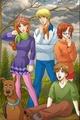 Scooby-doo anime