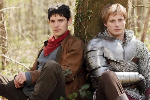 Merlin on BBC wallpaper called Season 5