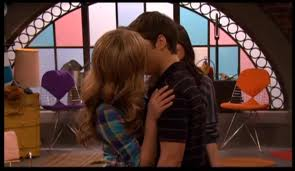Seddie Hot kiss