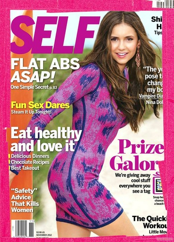 Self Mag - Nov 2012