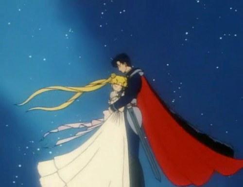 Serenity and Endymion - serena-and-darien Fan Art | Sailor Moon ...