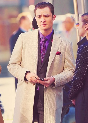 Set Foto 2nd October -Gossip Girl