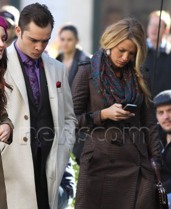Set تصویر 2nd October -Gossip Girl