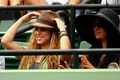 Shakira and Nadal: 3 years she went to cheer him ! - rafael-nadal photo