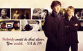 Sherlock & John - sherlock-on-bbc-one wallpaper