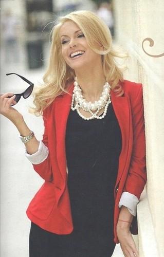 Simona Gherghe romanian model TV women romanians girls