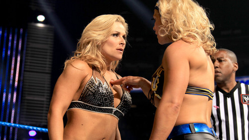 beth phoenix wallpaper containing a bikini and a swimsuit entitled Smackdown Digitals 9/28/12