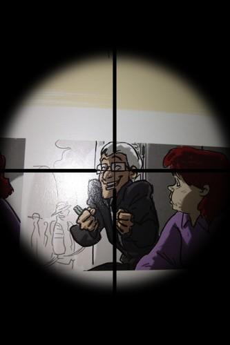Sniper bolt