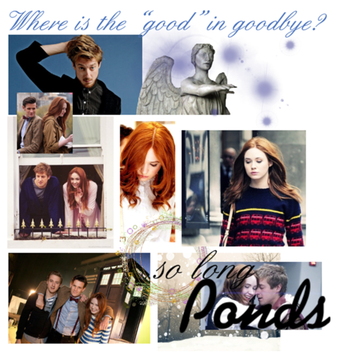 So long Ponds