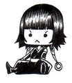 Angry Chibi Soi Fon - anime fan art