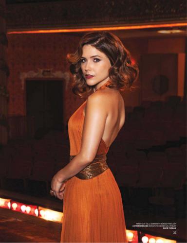 Sophia - Magazine Scans - Emmy Magazine 2012